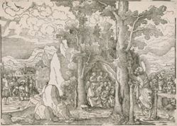 Landscape with Scenes from the Life of Saint John the Baptist