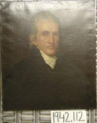 James Hillhouse(1754-1832), B.A. 1773, M.A. 1776, LL.D. 1823.
