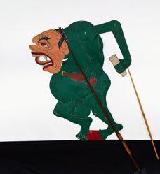 Shadow Puppet (Wayang Kulit) of Teler