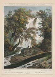 Falls on the  Flint River, no. 33