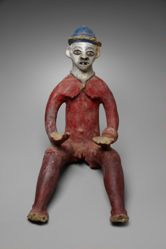 Male Colonial Figure