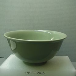 Celadon bowl with everted lip