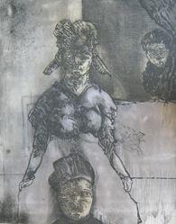 Autorretrato con Rembrandt y Saskia (Self-Portrait with Rembrandt and Saskia)