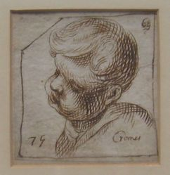 Head of a Child (formerly Portraits of men)