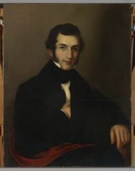 John Bacon Pearce (1800-1874) (after 1830 original by Sarah Peale)