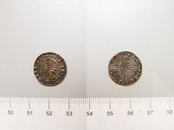 Imitation Of Long Cross Penny from Ireland