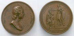Washington Allston American Art-Union Medal