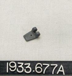 Bronze Hinge and Bracelet end