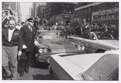 Kennedy-Nixon Presidential Campaign, New York