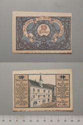 10 Heller from Aigen, Notgeld