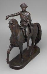 General George Washington on Horseback 1732-1799 LL.D. 1781