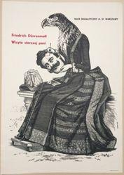 Friedrich Dürrenmatt, Wizyta Starszej Pani (The Visit), Teatr Dramatczny M. St. Warszawy