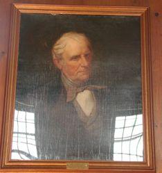 James Fenimore Cooper (1789-1851), Class of 1806