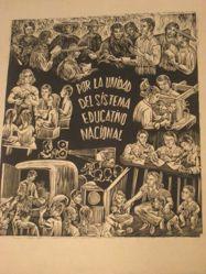Por la unidad del sistema educativo nacional (For the Unity of the National Education System)