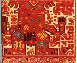 Panel from a Tunic or a Hanging