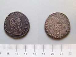 1 Teston of King Francois I from Toulouse