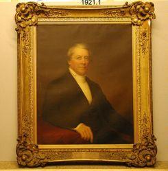 Reverend Eleazar Thompson Fitch (1791-1871), B.A. 1810, M.A. 1817