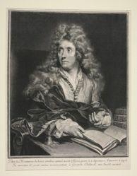 Portrait of Antoine Coypel