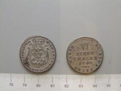 Silver 1/6 Thaler of Paderborn