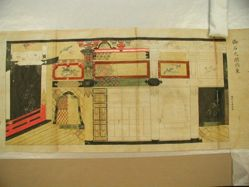 Plan of Architectural Design at Nikko