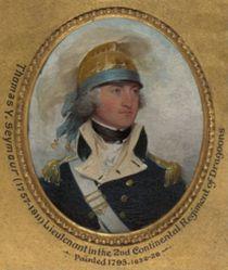 Thomas Youngs Seymour (1757-1811), B.A. 1777