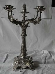 Three Candleabra