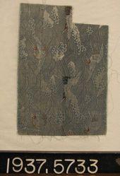 Silk compound cloth