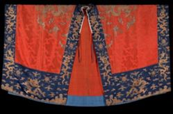 Daoist Priest's Robe with Dragons and Clouds
