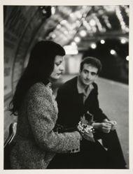 Le Muquet du metro, from a portfolio of 15 photographs
