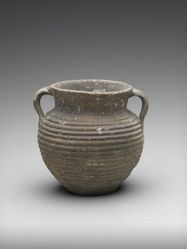 Jug with two handles