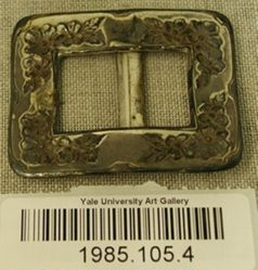 Belt Buckle from a Group of Diesinker's Tools