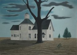Old House, New Moon