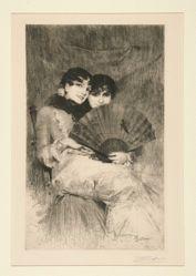 """Spanish Sisters """"Les Cousines"""" D.6"""