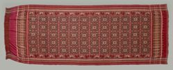 Indian Trade Cloth (Patolu)