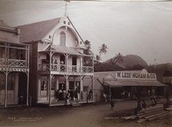 Levuka, Ovalau, Fiji Islands