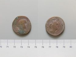 Coin of Severus Alexander, Emperor of Rome from Nisibis