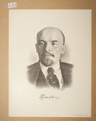 Untitled [Lenin]