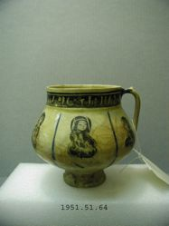 Jug with Figures