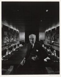 Portrait of Henry Luce (Yale B.A. 1920), New York City