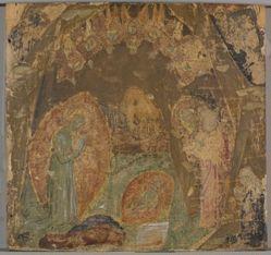 Saint Bridget's Vision of the Nativity