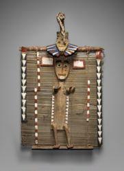 Funerary Screen (Duen Fobara) (fragment)