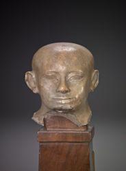 Portrait Head of Tetu
