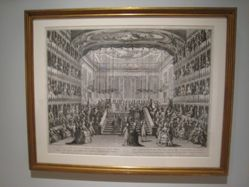 The Dinner and Ball in the Teatro San Benedetto, Venice, on 22 January 1782 in honor of the Grand Duke Paul Petrovich, Heir Apparent to the Russian Throne, and His Grand Duchess