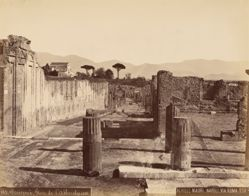 Pompei, Rue de L'Abbondance
