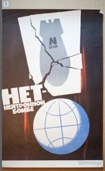 Net—neitronnoi bombe (No Neutron Bomb)