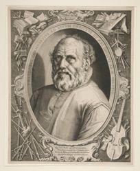 Portrait of Dirck Volckertszoon Coornhert (1522-1590)