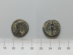 Copper Coin of Commodus from Aezani