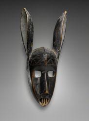 Mask Representing a Horse (Sokun)