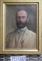 John Pierrepont Codrington foster, B.A. 1869, M.D. 1875, M.A. (Hon.) 1909