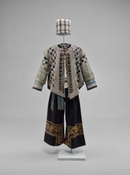 Man's Ceremonial Triple Jacket